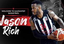 Gaziantep Basketbol, eski Beşiktaşlı Richi transfer etti