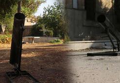 YPG/PKK kiliseden hem Türkiyeyi hem papazın evini vurdu