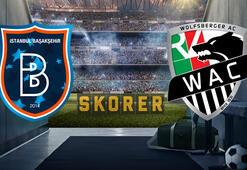 Başakşehir-Wolfsberger Avrupa Ligi J grubu maçı saat kaçta hangi kanalda