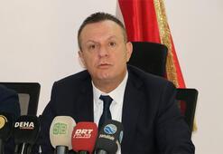PFDKdan Denizlispor Başkanı Ali Çetine ceza