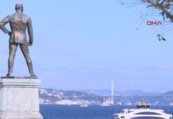 İstanbulda tepki çeken görüntü