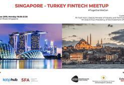 Bilişim Vadisi Türk teknolojisini Singapura taşıyor