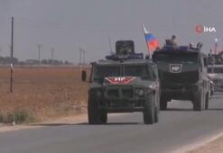 Ruslar, Türkiye-Suriye sınırında devriyeyi artırıyor