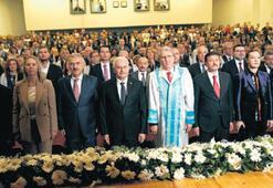 Ege Üniversitesi akademik yılı açtı