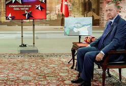 Cumhurbaşkanı Erdoğan: Mazlum denilen teröristi ABDnin bize teslim etmesi lazım