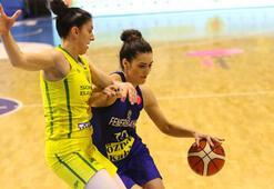 Sopron Basket - Fenerbahçe Öznur Kablo: 62-60