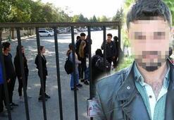 Konyada öğrencileri taciz eden hademe gözaltına alındı