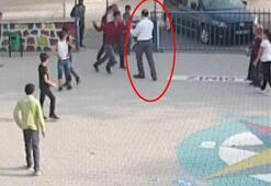 Diyarbakırda öğretmeni darp eden babave oğlu tutuklandı