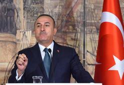 Çavuşoğlu: Müttefiklerin teröristle görüşmesi kabul edilemez