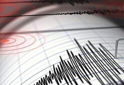 Son depremler İstanbulda deprem mi oldu