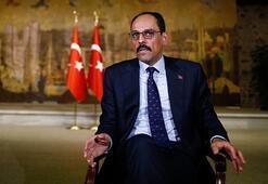 Cumhurbaşkanlığı Sözcüsü İbrahim Kalın: ABDnin teröristleri silahlandırması trajik