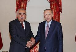 Erdoğan, Afganistan Cumhurbaşkanı Birinci Yardımcısı Dostumla görüştü