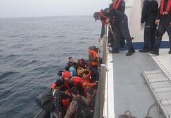 Bir haftada bin 915 düzensiz göçmen yakalandı