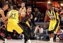 AX Armani Exchange Milan -  Fenerbahçe Beko: 87-74