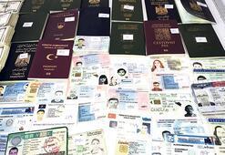 Pasaport çetesinin başı Iraklı kadınlar