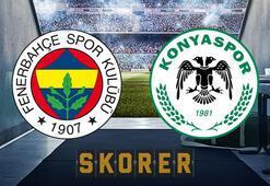 Fenerbahçe - Konyaspor maçı ne zaman saat kaçta hangi kanalda canlı yayınlanacak