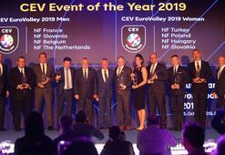 Türkiye Voleybol Federasyonu ve Neslihan Demir Gülere büyük onur