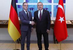 Çavuşoğlu: Almanyanın önerisini bu saatten sonra çok gerçekçi bulmuyoruz