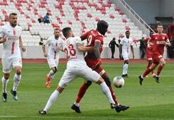 Demir Grup Sivasspor - Antalyaspor: 2-1