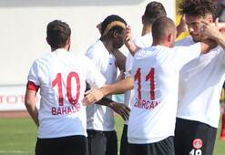 Cesar Grup Ümraniyespor: 4 - Altınordu: 0