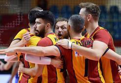 Galatasaray HDI Sigorta:  3 - İnegöl Belediyespor: 0