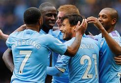 Manchester City hata yapmadı: 3-0
