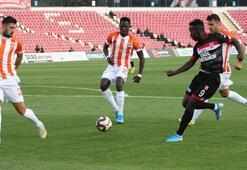 Balıkesirspor - Adanaspor: 3-0
