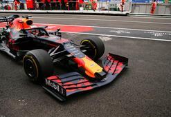 Meksikada pole pozisyonu Verstappenin