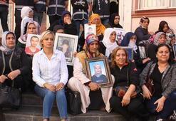 HDP önünde evlat nöbeti tutan ailelere bir destek de Hataydan
