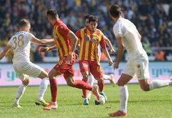 BtcTurk Yeni Malatyaspor-İstikbal Mobilya Kayserispor: 4-0