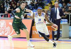 Arel Üniversitesi Büyükçekmece  Basketbol: 80 - Teksüt Bandırma: 104