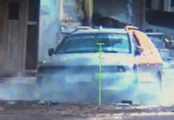 Tel Abyadda bomba yüklü araç kontrollü bir şekilde tahrip edildi