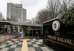 Türkiyeden Yunanistana inkar tepkisi: Elimizde her türlü belge var