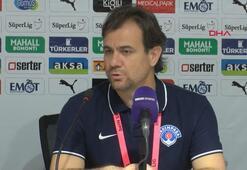 Murat Duman: Zor maç olacağını düşünüyorduk.
