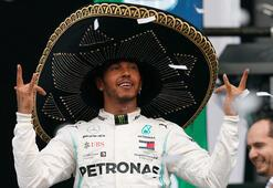 Meksikada zafer Hamiltonın