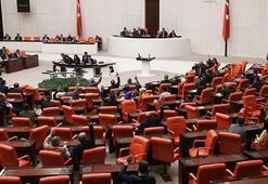 Meclis'te yoğun mesai