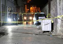 İzmirde çöp konteynerinde patlama