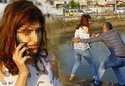 Adanada bir kadın eşiyle tartıştı, canına kıymak istedi