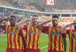 Ligin en golcü takımı Yeni Malatyaspor