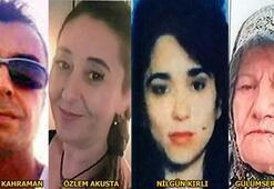 İki kadın cinayeti sanığının, bir kadının kaybolmasıyla bağlantısı çıktı
