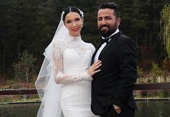 Elif Ece Uzun ile Mehmet Tuş evlendi