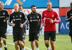 Derbi galibi Beşiktaş, Antalya hazırlıklarına başladı