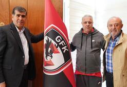 Gaziantepte Sumudicanın sözleşmesi uzatıldı