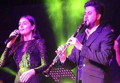 Keşanda Serkan Çağrı ve Elif Buse Doğan konseri