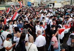 Son dakika... Bağdatta sokağa çıkma yasağı ilan edildi