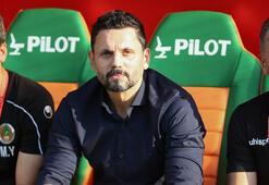 Erol Bulut: Gaziantep maçında iyi oynamadık
