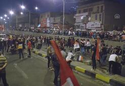 Bağdatta hükümet karşıtı gösteriler sürüyor