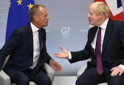 İngiltereden Brexit mektubu Resmen kabul etti