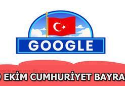 Google, 29 Ekim Cumhuriyet Bayramını unutmadı İşte sürpriz Doodle...