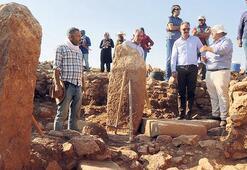 Harbetsuvan'da  10 bin yıllık heyecan